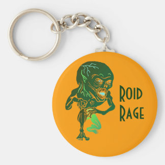 Keychain Roid Rage Steroid Aggression Muscles