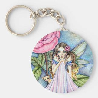 Keychain - Rosy Dawn Fairy