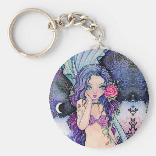 Keychain - Rosy Twilight