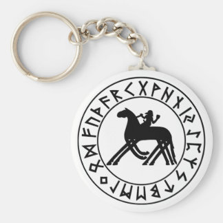 Keychain Sleipnir Shield