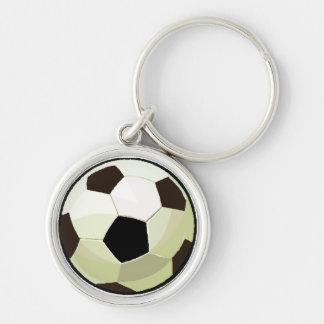 Keychain - Soccer Ball