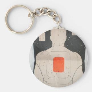 Keychain target sharpshooter