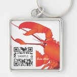 Keychain Template Lobster