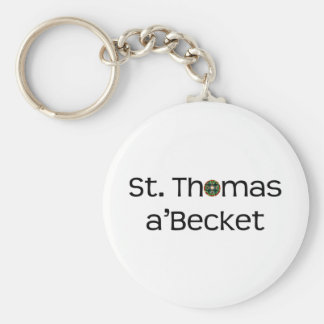 keychain: text name with rose window basic round button keychain