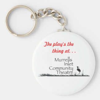KEYCHAIN The play's the thing at. . .