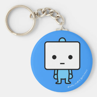 Keychain - Tofu - BlueBack
