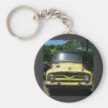 Keychain~VintageTruckGrill Llavero Personalizado