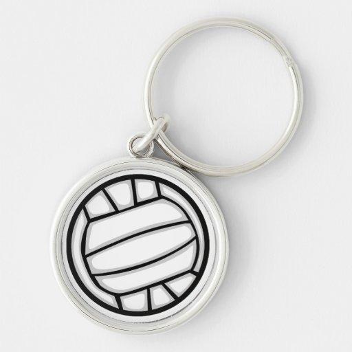 Keychain - Volley Ball