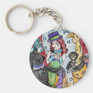 Keychain who has the ace of hearts