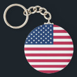 "Keychain with Flag of USA<br><div class=""desc"">Keychain with Flag of  USA.</div>"