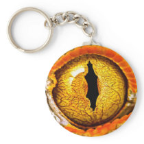 Keychain with snakeeye a real eyecatcher.