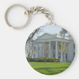 Keychain with White House