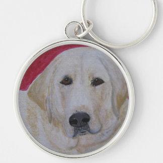 Keychain, Yellow Labrador Retriever Keychain