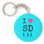 i [Love heart]  sd    i [Love heart]  sd    Keychains