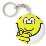 Pointing buddy icon   keychains