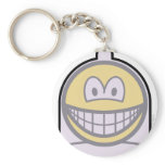 Condom smile   keychains