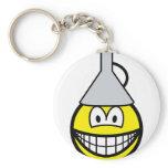 Idiot smile   keychains