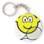 Tennis buddy icon   keychains