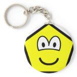 Pentagon buddy icon   keychains