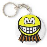 Sled smile   keychains