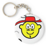 Captain hook buddy icon Peter Pan  keychains