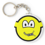 Zipped up buddy icon   keychains