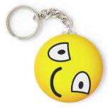 Picasso emoticon   keychains