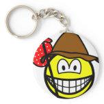 Hobo smile   keychains