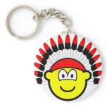 Chieftain buddy icon   keychains