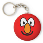 Elmo emoticon   keychains