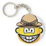 Tropical buddy icon   keychains