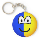 Braveheart emoticon   keychains