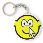 Clickable buddy icon   keychains