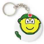 M*A*S*H buddy icon medic  keychains