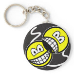 Broadway smile   keychains