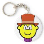 Willy Wonka buddy icon   keychains