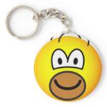 Simpson emoticon Homer  keychains