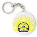 Sunrise smile   keychains