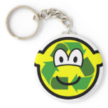 Recycle buddy icon   keychains