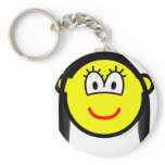Charlotte buddy icon Sex and the City  keychains