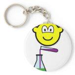 Scientist buddy icon   keychains