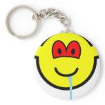 Zombie buddy icon   keychains
