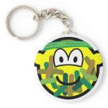 Camouflage buddy icon   keychains