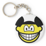 Disney world smile   keychains