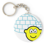 Igloo buddy icon Building  keychains