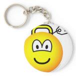 Luggage emoticon   keychains