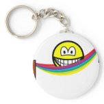 Hammock smile   keychains