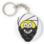Osama Bin Laden smile   keychains