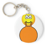 Space hopping emoticon   keychains
