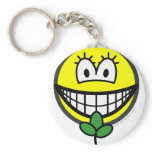 Eve smile   keychains